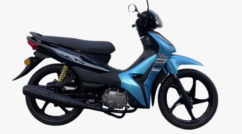 2021 Aveta VS110 now in Malaysia – RM3,588 OTR Image #1250510