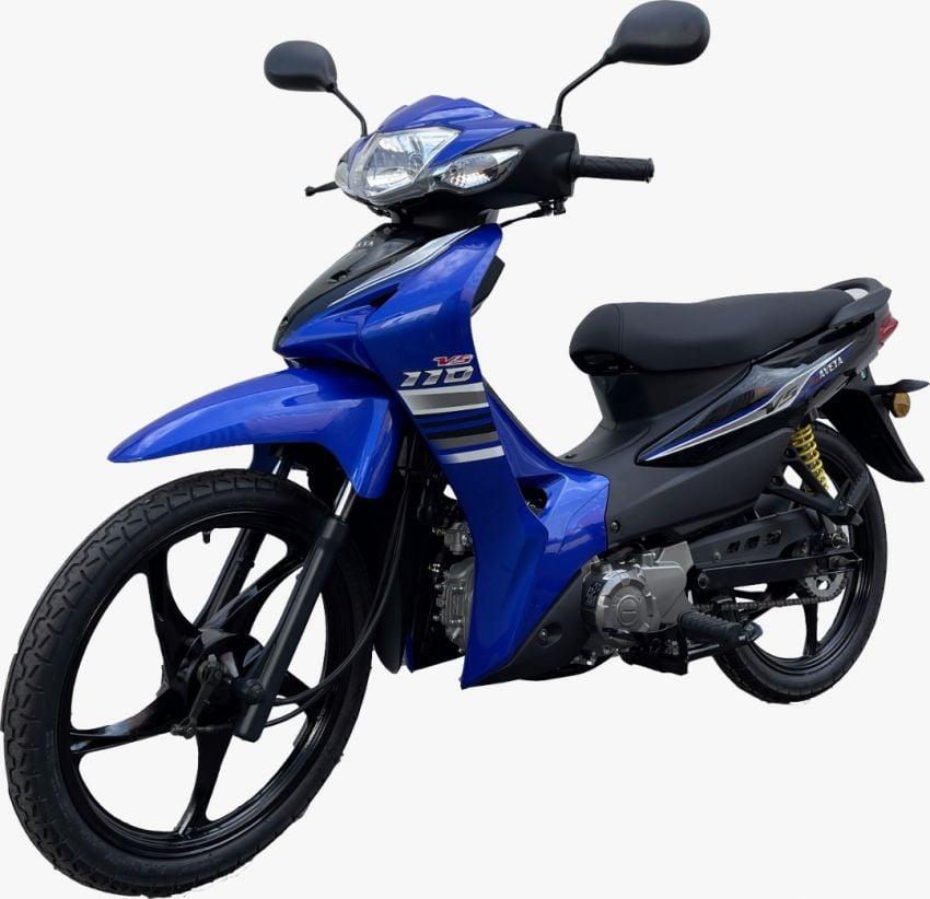 2021 Aveta VS110 now in Malaysia – RM3,588 OTR Image #1250511