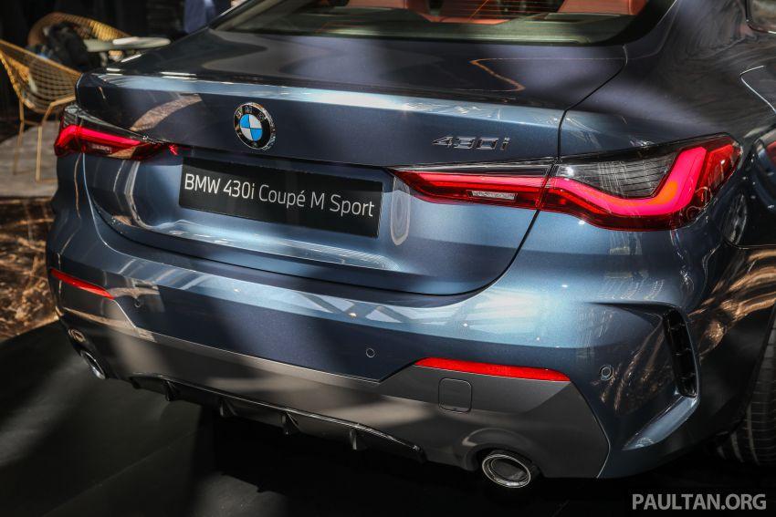 G22 BMW 430i Coupe M Sport in M'sia – from RM442k Image #1254785