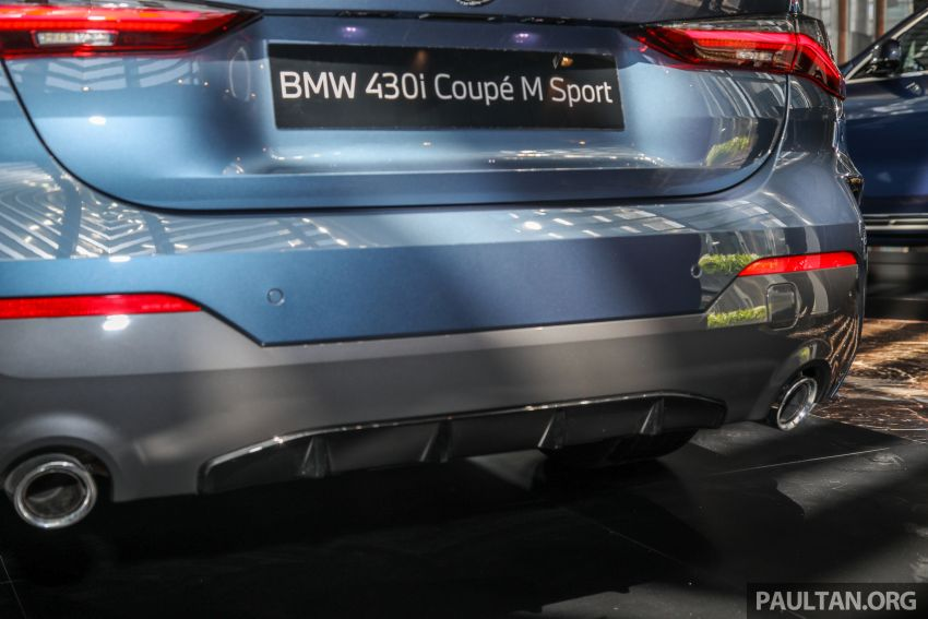 G22 BMW 430i Coupe M Sport in M'sia – from RM442k Image #1254789