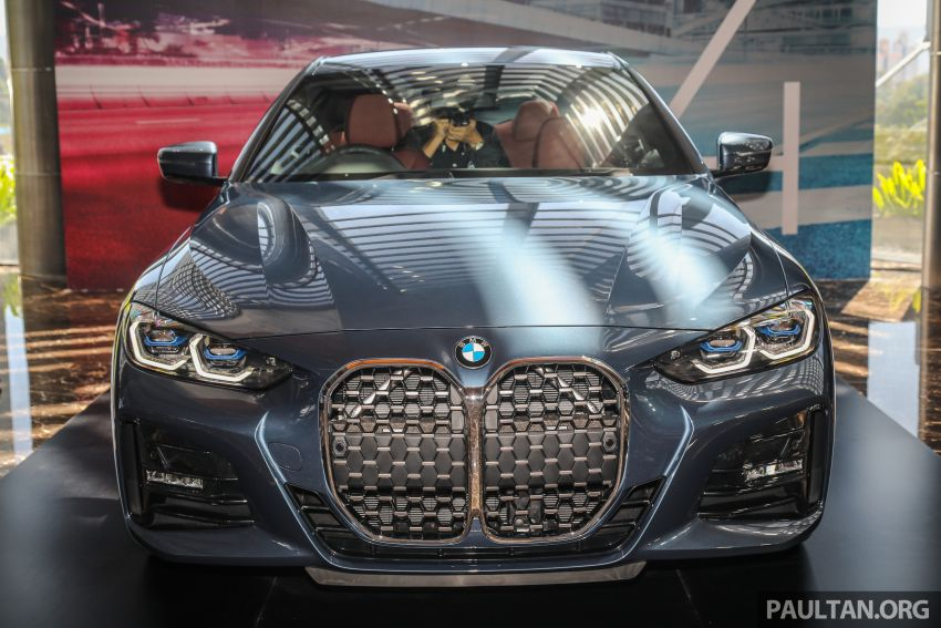 G22 BMW 430i Coupe M Sport in M'sia – from RM442k Image #1254772