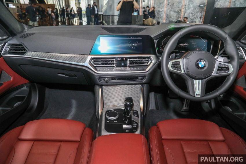 G22 BMW 430i Coupe M Sport in M'sia – from RM442k Image #1254793