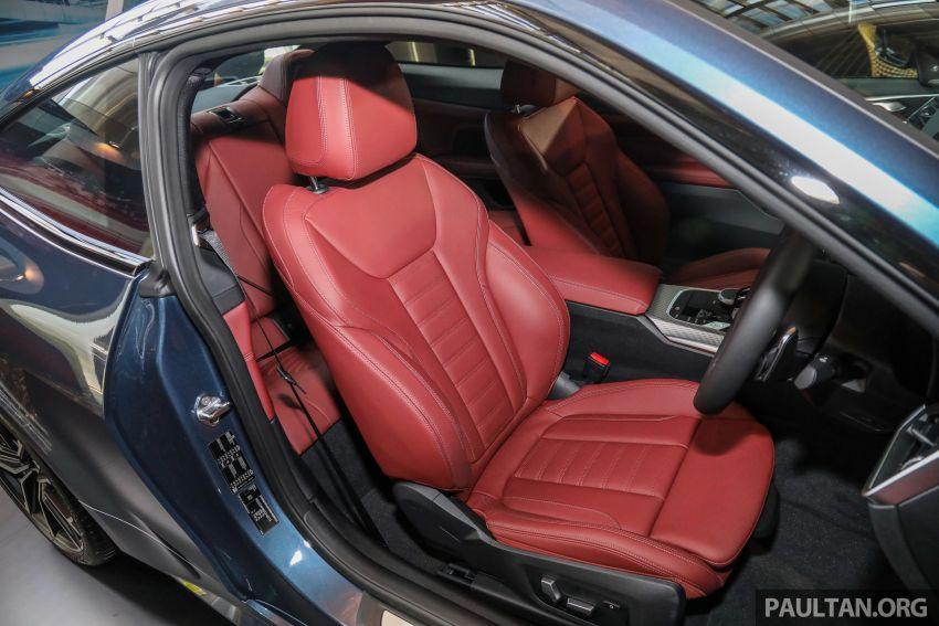 G22 BMW 430i Coupe M Sport in M'sia – from RM442k Image #1254814