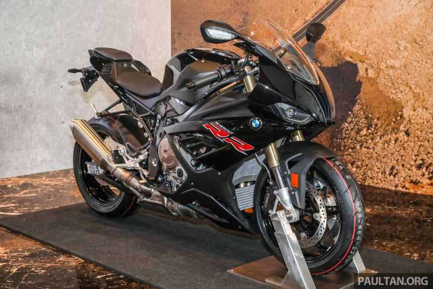 2021 BMW Motorrad S1000RR now in Malaysia – standard at RM121,500, M Package at RM138,500 Image #1255377