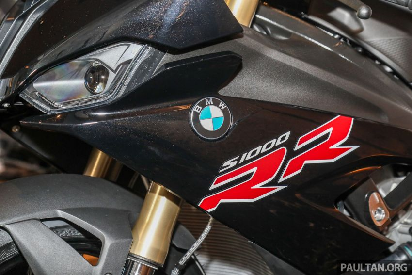 2021 BMW Motorrad S1000RR now in Malaysia – standard at RM121,500, M Package at RM138,500 Image #1255420