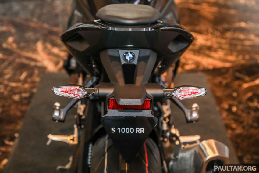 2021 BMW Motorrad S1000RR now in Malaysia – standard at RM121,500, M Package at RM138,500 Image #1255440