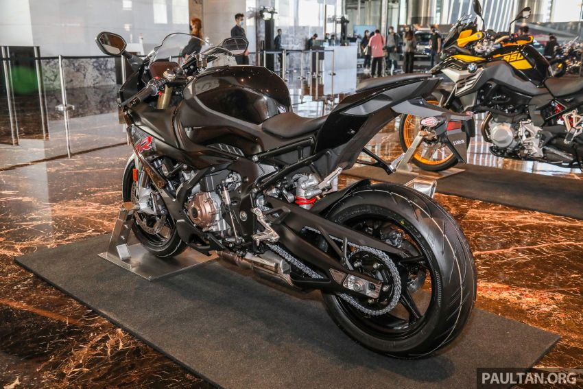 2021 BMW Motorrad S1000RR now in Malaysia – standard at RM121,500, M Package at RM138,500 Image #1255383