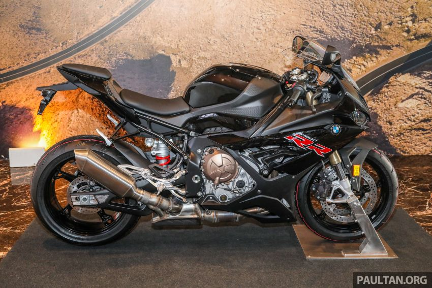 2021 BMW Motorrad S1000RR now in Malaysia – standard at RM121,500, M Package at RM138,500 Image #1255385