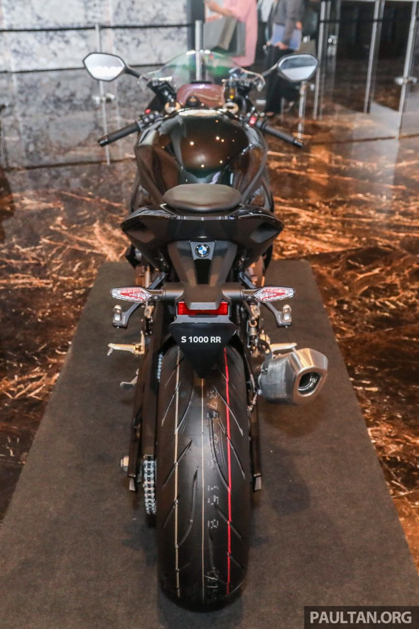 2021 BMW Motorrad S1000RR now in Malaysia – standard at RM121,500, M Package at RM138,500 Image #1255389
