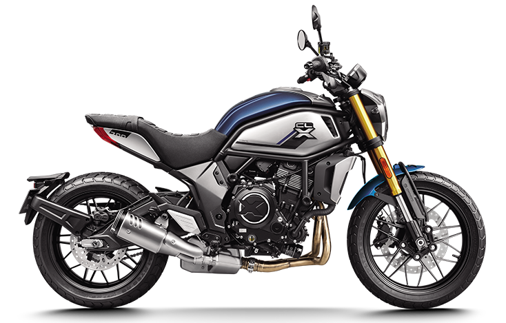 2021 CFMoto 700CL-X Heritage in Malaysia year end? Image #1253448
