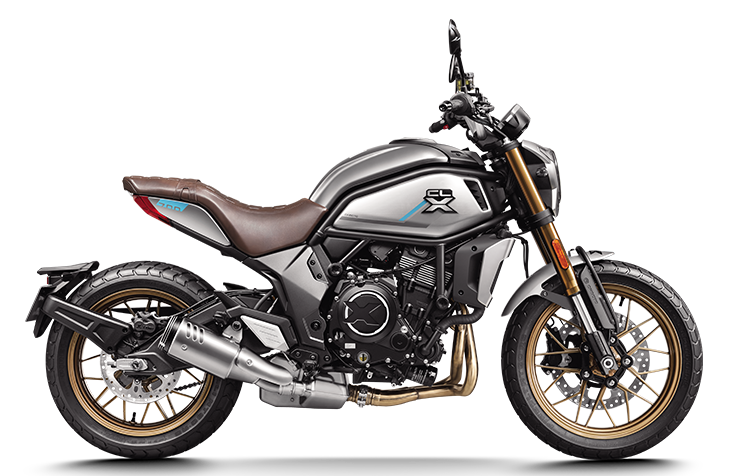 2021 CFMoto 700CL-X Heritage in Malaysia year end? Image #1253449