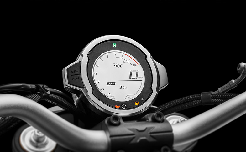 2021 CFMoto 700CL-X Heritage in Malaysia year end? Image #1253444