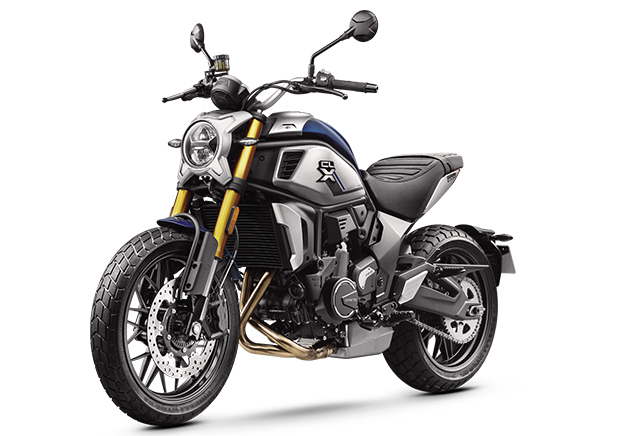2021 CFMoto 700CL-X Heritage in Malaysia year end? Image #1253446