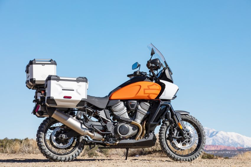 2021 Harley-Davidson Pan America 1250 adventure-tourer – will the road less traveled be enough? Image #1252118