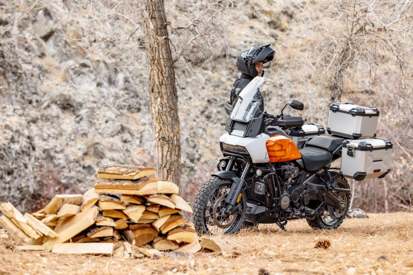 2021 Harley-Davidson Pan America 1250 adventure-tourer – will the road less traveled be enough? Image #1252122