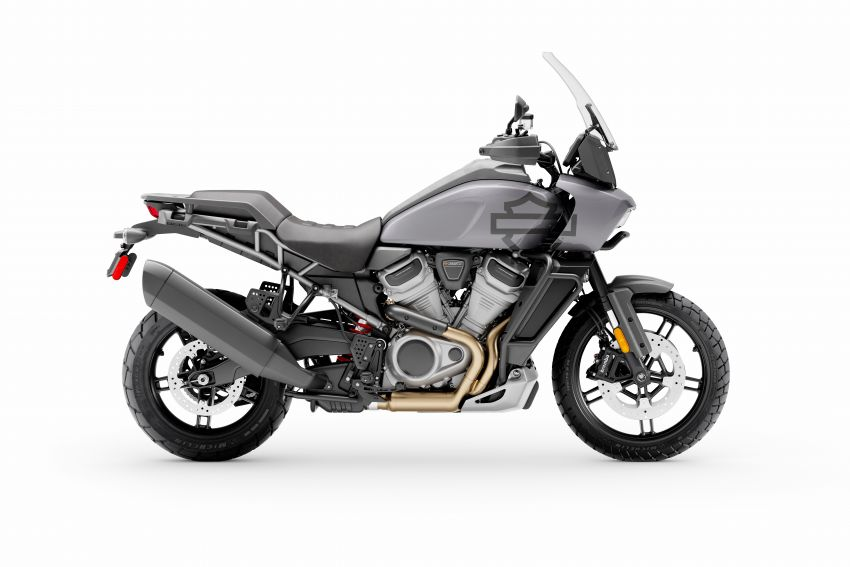 2021 Harley-Davidson Pan America 1250 adventure-tourer – will the road less traveled be enough? Image #1252137