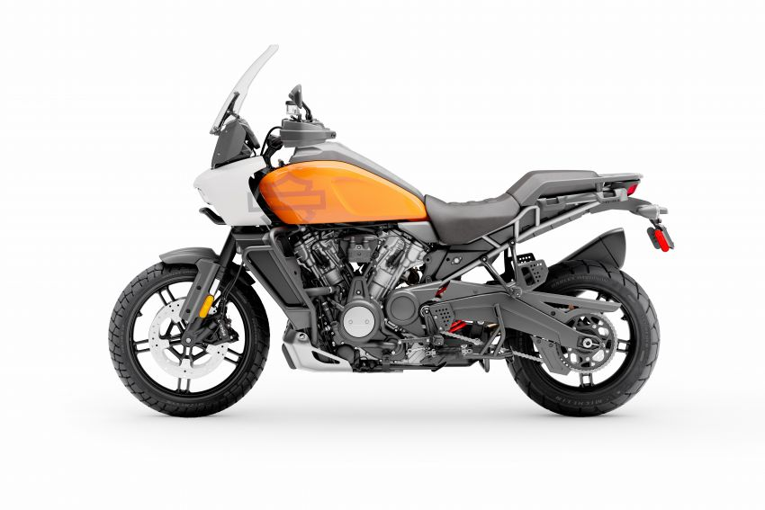 2021 Harley-Davidson Pan America 1250 adventure-tourer – will the road less traveled be enough? Image #1252141