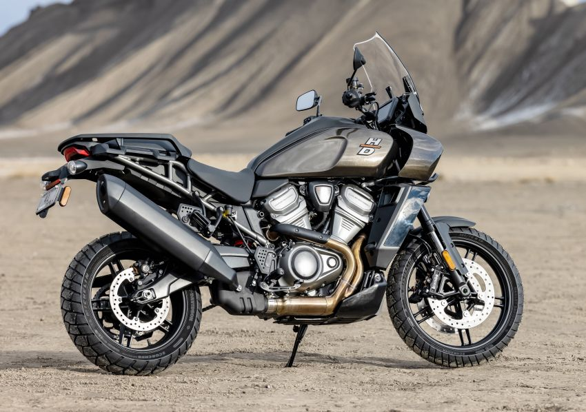 2021 Harley-Davidson Pan America 1250 adventure-tourer – will the road less traveled be enough? Image #1252093