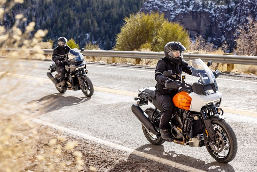 2021 Harley-Davidson Pan America 1250 adventure-tourer – will the road less traveled be enough? Image #1252098