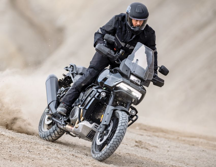 2021 Harley-Davidson Pan America 1250 adventure-tourer – will the road less traveled be enough? Image #1252102