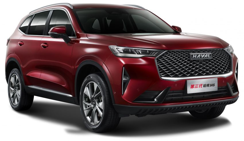 2021 Haval H6 gets Thai launch in March – M'sia soon? Image #1246877