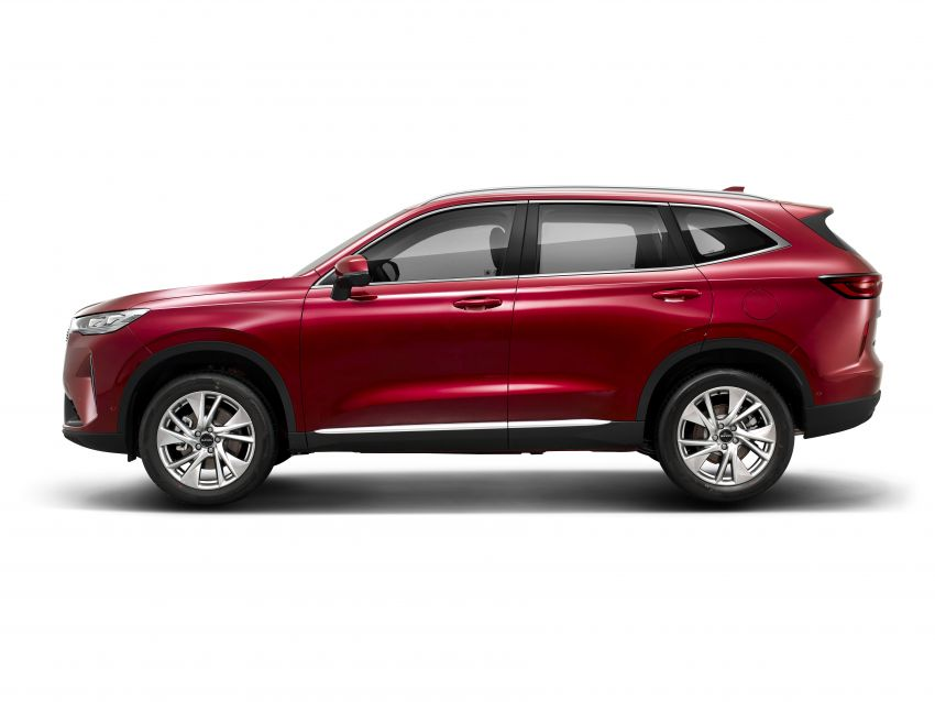 2021 Haval H6 gets Thai launch in March – M'sia soon? Image #1246878