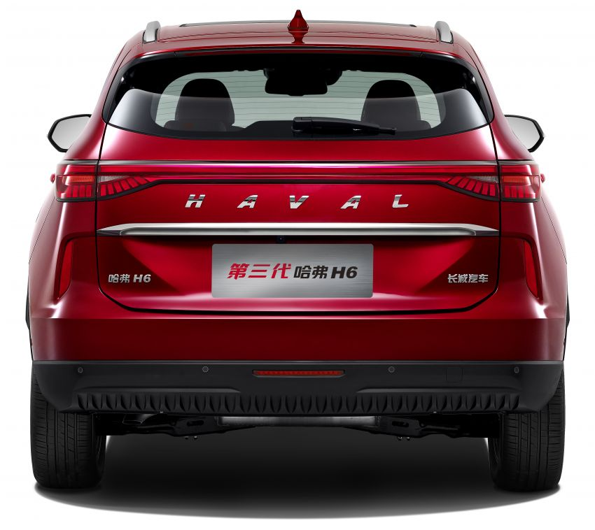 2021 Haval H6 gets Thai launch in March – M'sia soon? Image #1246879