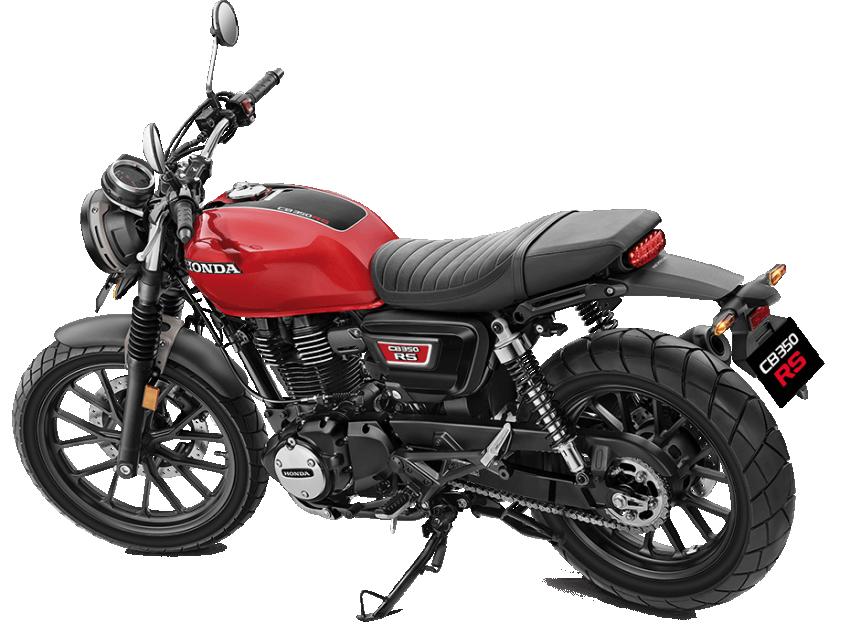 2021 Honda CB350 RS retro scrambler now in India Image #1249394