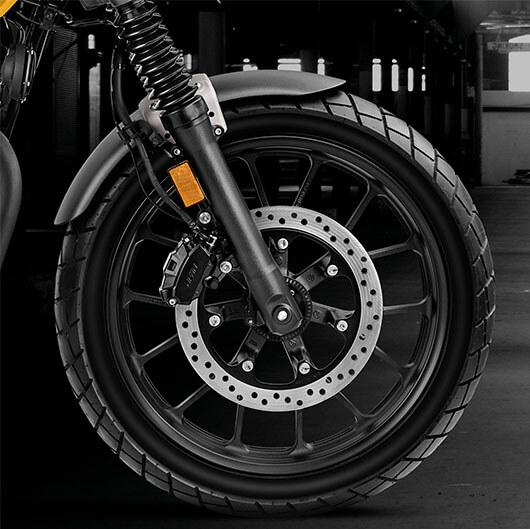 2021 Honda CB350 RS retro scrambler now in India Image #1249384