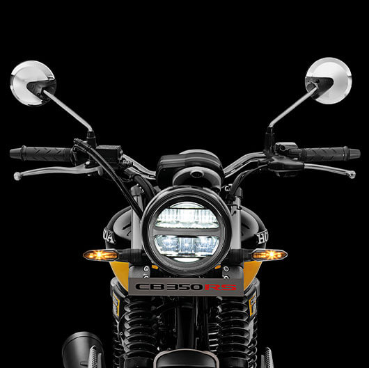 2021 Honda CB350 RS retro scrambler now in India Image #1249386