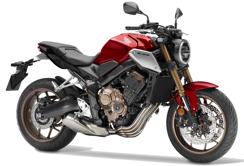 2021 Honda CB650R and CBR650R updated and in Malaysia from February 23 – RM43,499 and RM45,499 Image #1248595