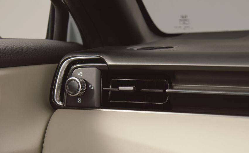 2022 Honda HR-V revealed – angular design, revised interior, new e:HEV hybrid model, improved Sensing Image #1250337