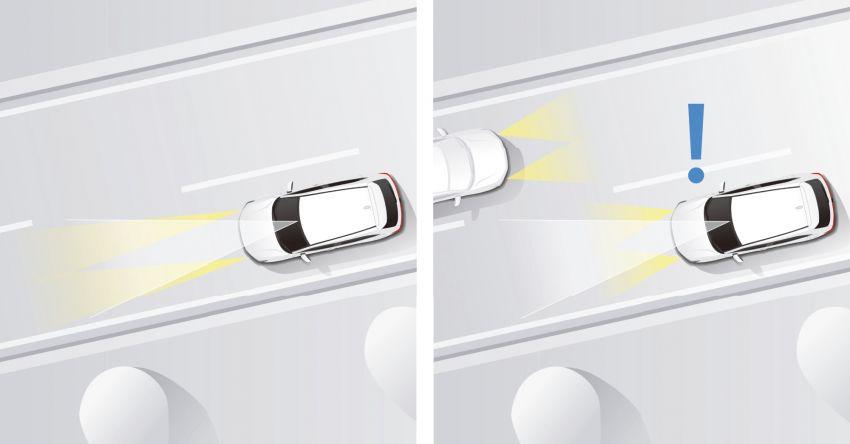 2022 Honda HR-V revealed – angular design, revised interior, new e:HEV hybrid model, improved Sensing Image #1250347