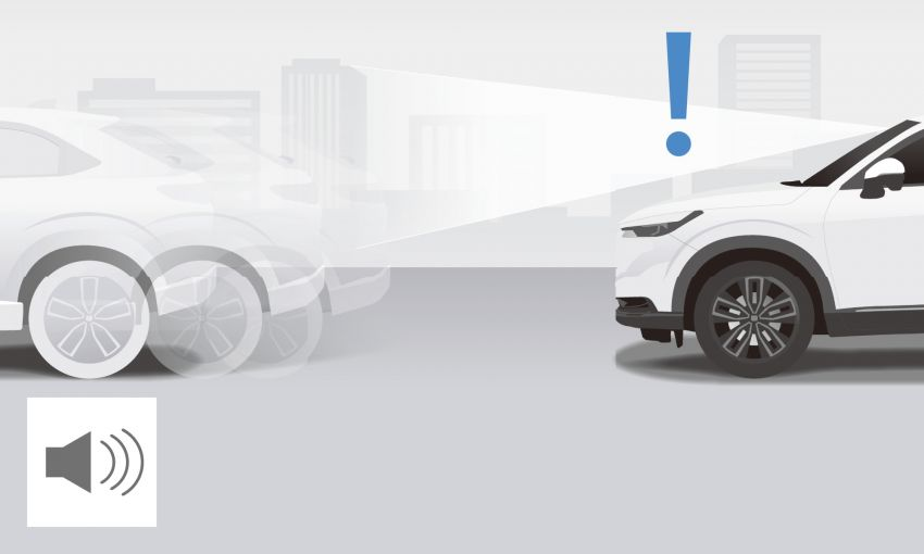 2022 Honda HR-V revealed – angular design, revised interior, new e:HEV hybrid model, improved Sensing Image #1250354