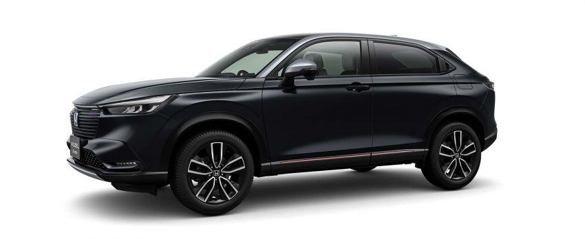 2022 Honda HR-V revealed – angular design, revised interior, new e:HEV hybrid model, improved Sensing Image #1250594