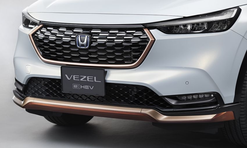 2022 Honda HR-V genuine accessories showcased – Urban Style and Casual Style packages available Image #1250740