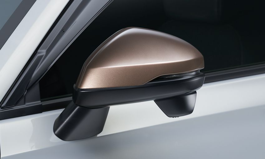 2022 Honda HR-V genuine accessories showcased – Urban Style and Casual Style packages available Image #1250741