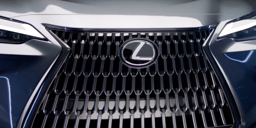 2022 Lexus NX leaked – all-new design, NX 200, NX 350 and NX 450h+ plug-in hybrid, no more Remote Touch! Image #1253834