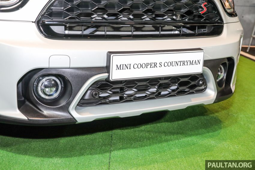 2021 MINI Countryman facelift launched in Malaysia – F60 Cooper S, Cooper SE; AEB std; RM237k-RM251k Image #1254684