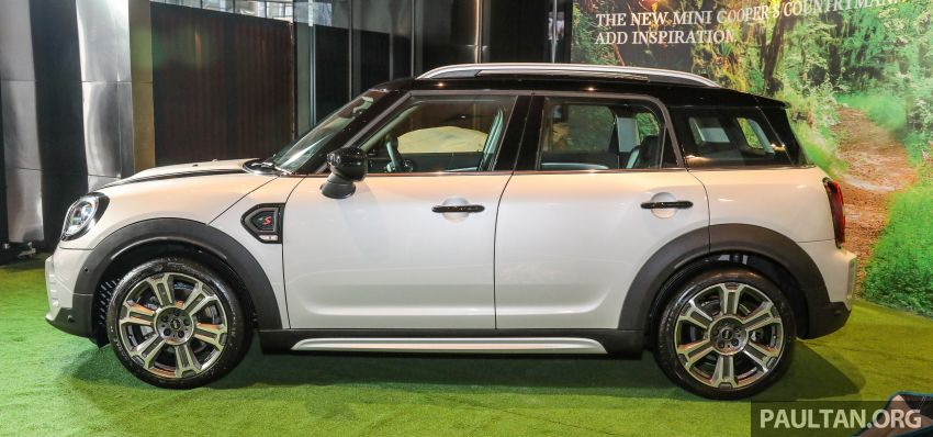 2021 MINI Countryman facelift launched in Malaysia – F60 Cooper S, Cooper SE; AEB std; RM237k-RM251k Image #1254666