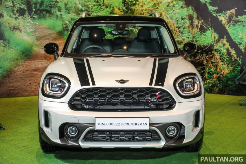 2021 MINI Countryman facelift launched in Malaysia – F60 Cooper S, Cooper SE; AEB std; RM237k-RM251k Image #1254667