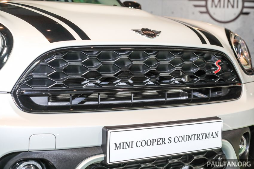 2021 MINI Countryman facelift launched in Malaysia – F60 Cooper S, Cooper SE; AEB std; RM237k-RM251k Image #1254682