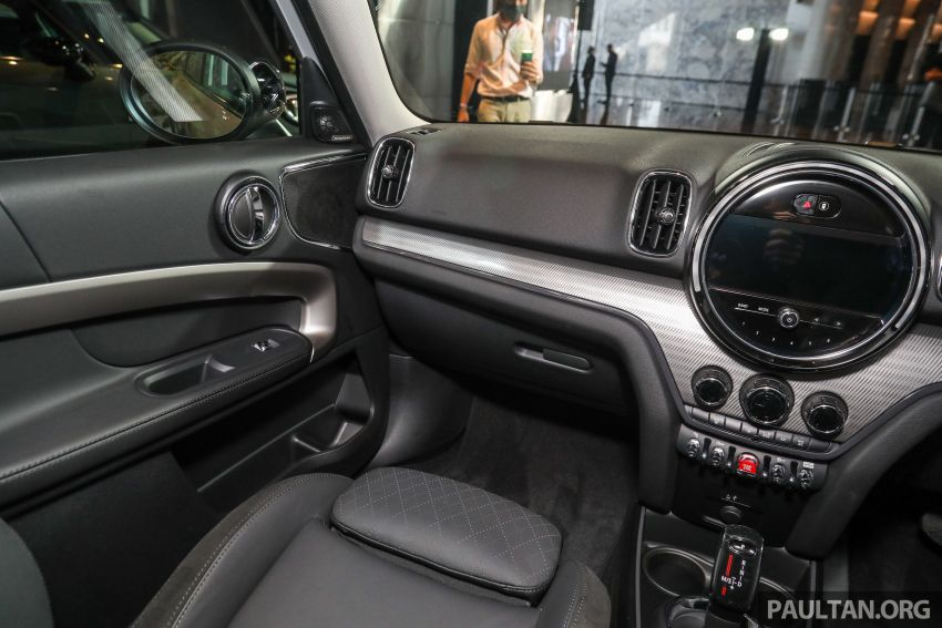2021 MINI Countryman facelift launched in Malaysia – F60 Cooper S, Cooper SE; AEB std; RM237k-RM251k Image #1254726