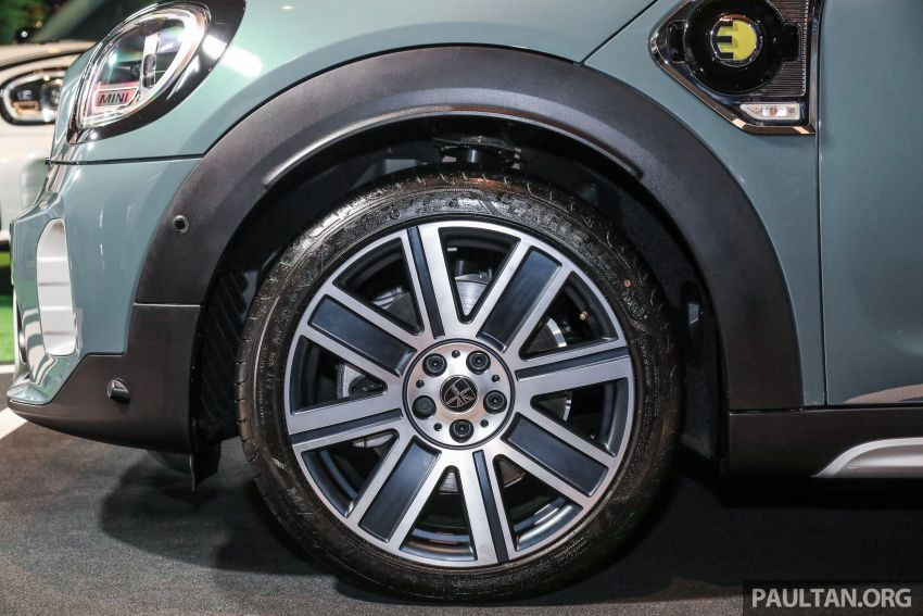 2021 MINI Countryman facelift launched in Malaysia – F60 Cooper S, Cooper SE; AEB std; RM237k-RM251k Image #1255159