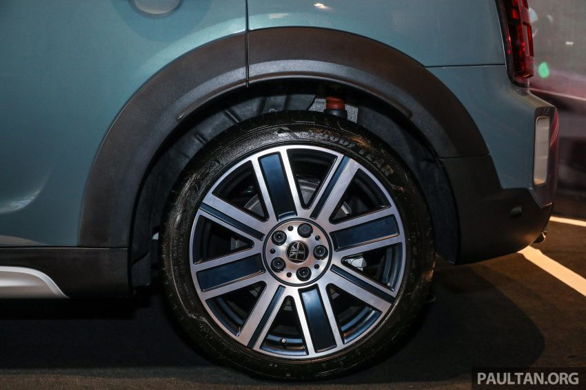2021 MINI Countryman facelift launched in Malaysia – F60 Cooper S, Cooper SE; AEB std; RM237k-RM251k Image #1255161
