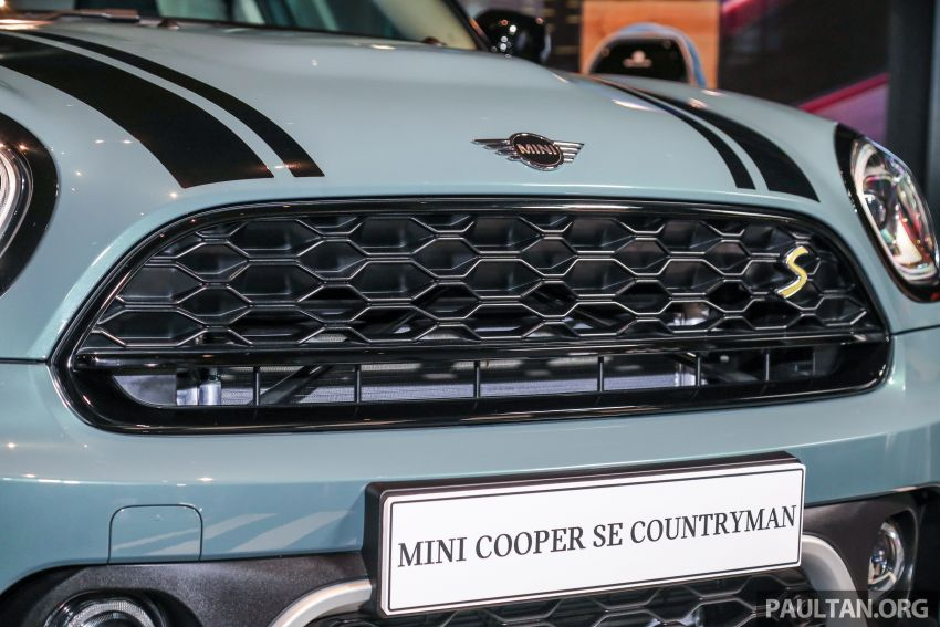 2021 MINI Countryman facelift launched in Malaysia – F60 Cooper S, Cooper SE; AEB std; RM237k-RM251k Image #1254984