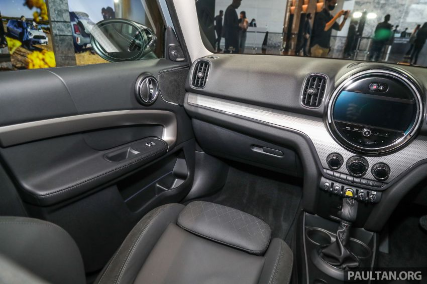 2021 MINI Countryman facelift launched in Malaysia – F60 Cooper S, Cooper SE; AEB std; RM237k-RM251k Image #1255241