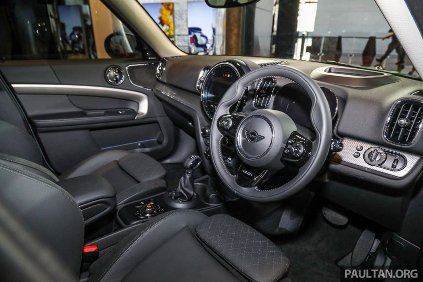 2021 MINI Countryman facelift launched in Malaysia – F60 Cooper S, Cooper SE; AEB std; RM237k-RM251k Image #1255207