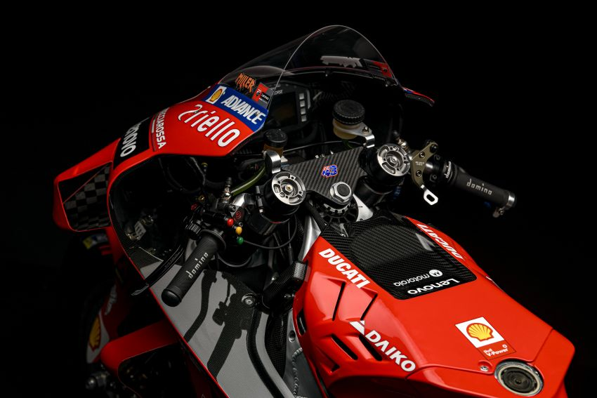 2021 MotoGP: Ducati Team with Lenovo as sponsor Image #1249235