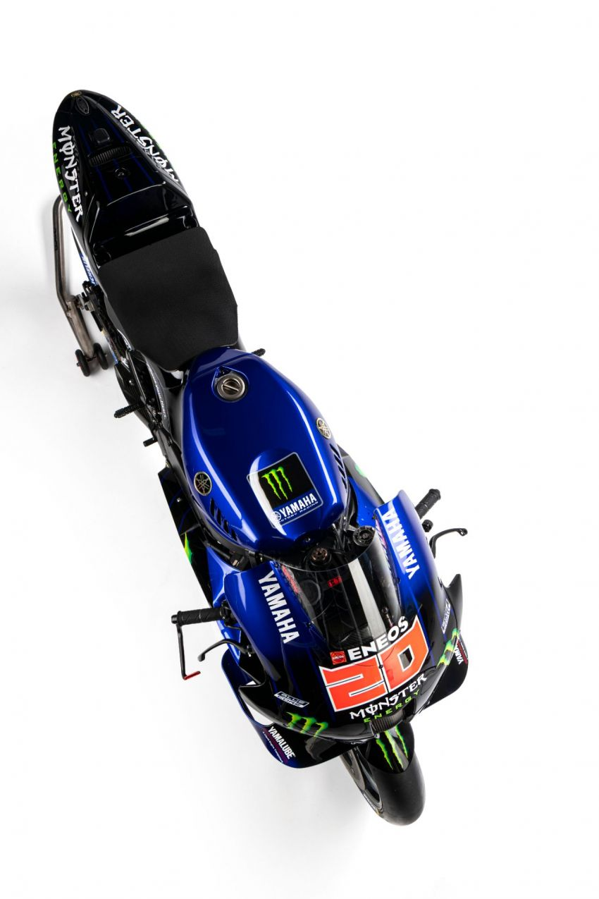 2021 MotoGP: Monster Energy Yamaha MotoGP show their colours – 60 years of Yamaha in Grand Prix Image #1248524